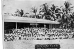 The Bislig Bay Elementary School faculty class in 1961. BBES was used to be where the ASMH is now. I remember it to be i